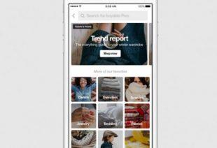 Pinterest e-tailer