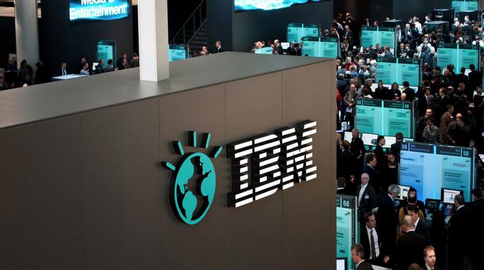 Viernes 13 IBM fue atacada por un virus
