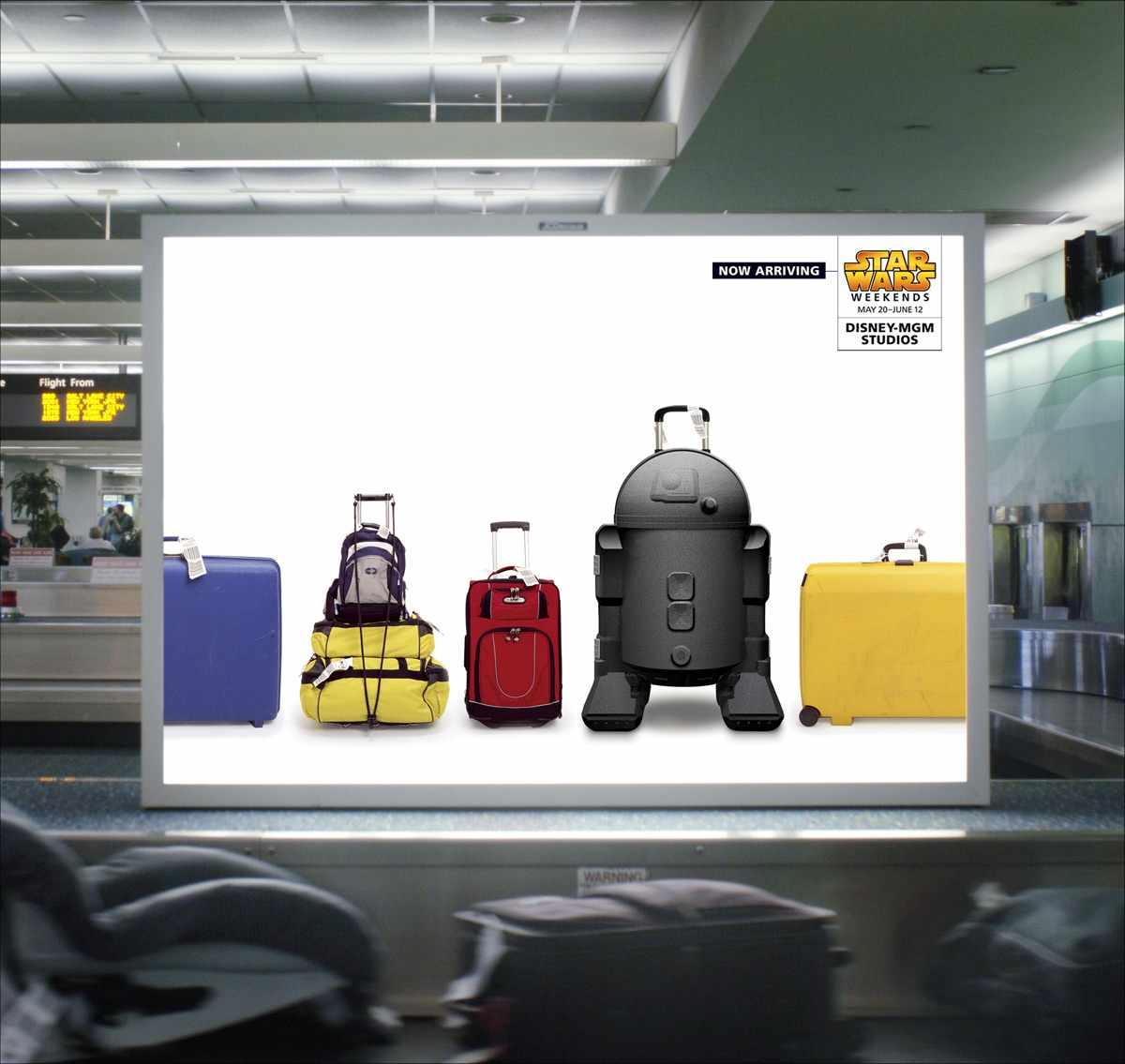 star wars maleta