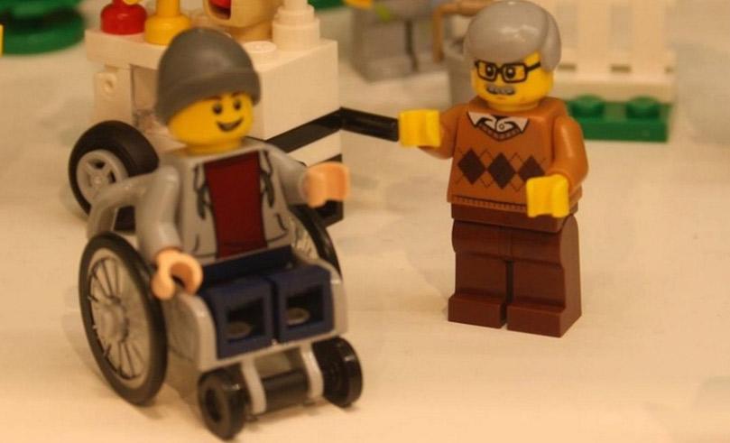 DISCAPACIDAD-LEGO
