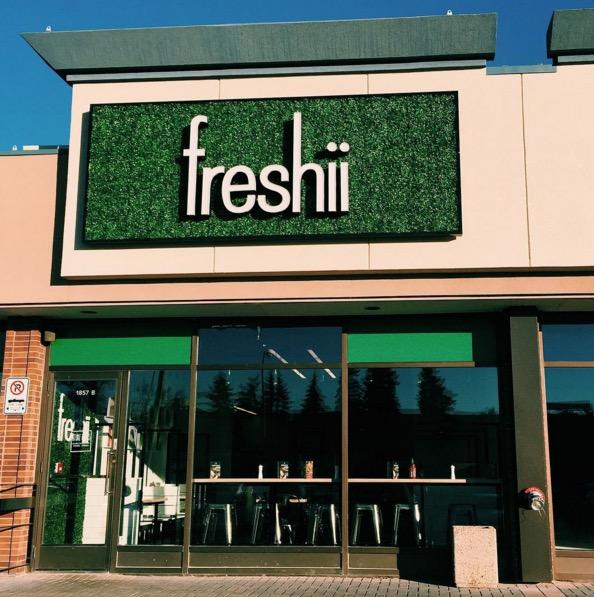 FRESHII FAST FOOD RETAIL