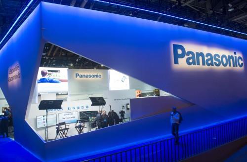PANASONIC INTERNET DE LAS COSAS