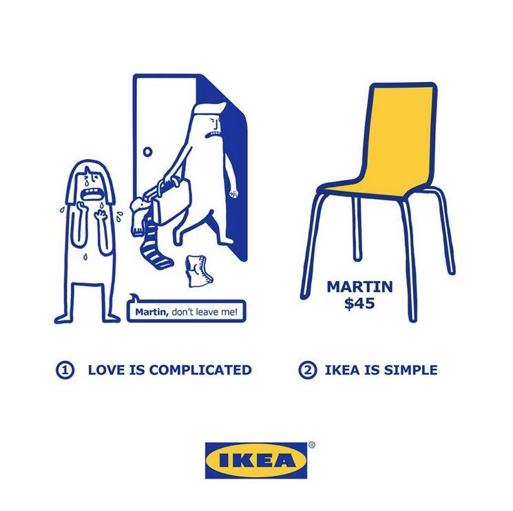AMOR IKEA 2