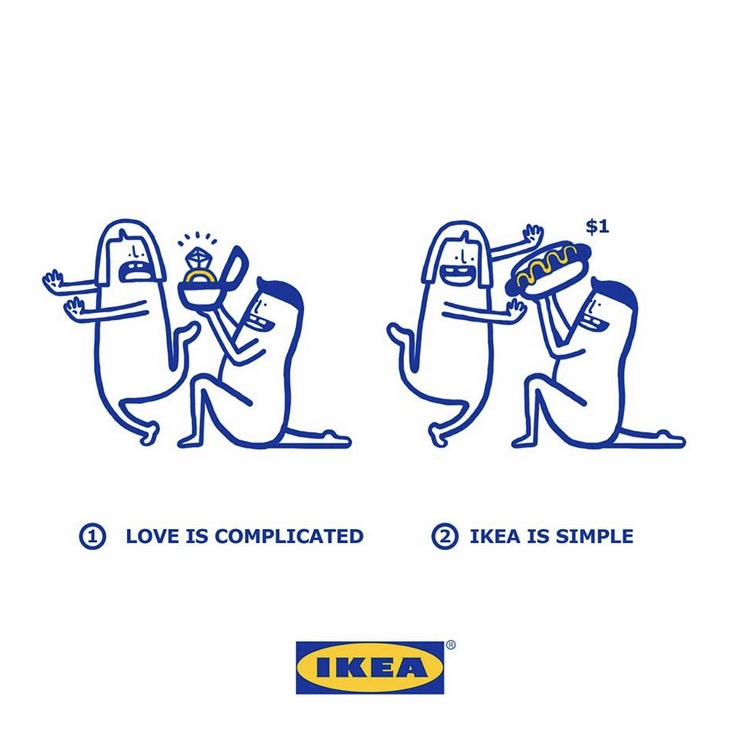 AMOR IKEA 3