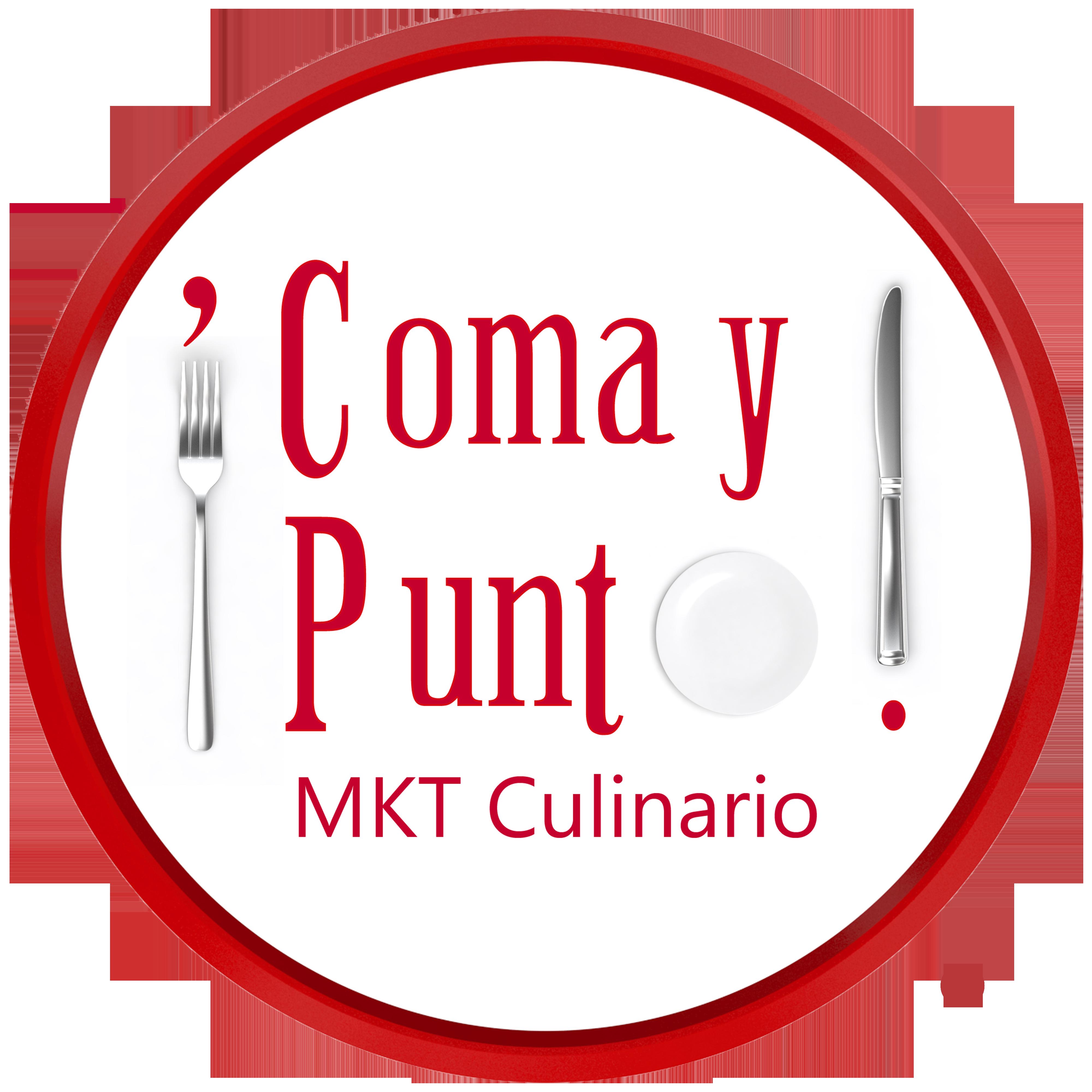 Logo Coma y Punto