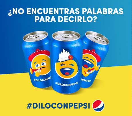 Pepsi va por los millennials con su packaging de emojis   BELOW THE LINE,  RETAIL, PROMOCIONES   Revista InformaBTL  