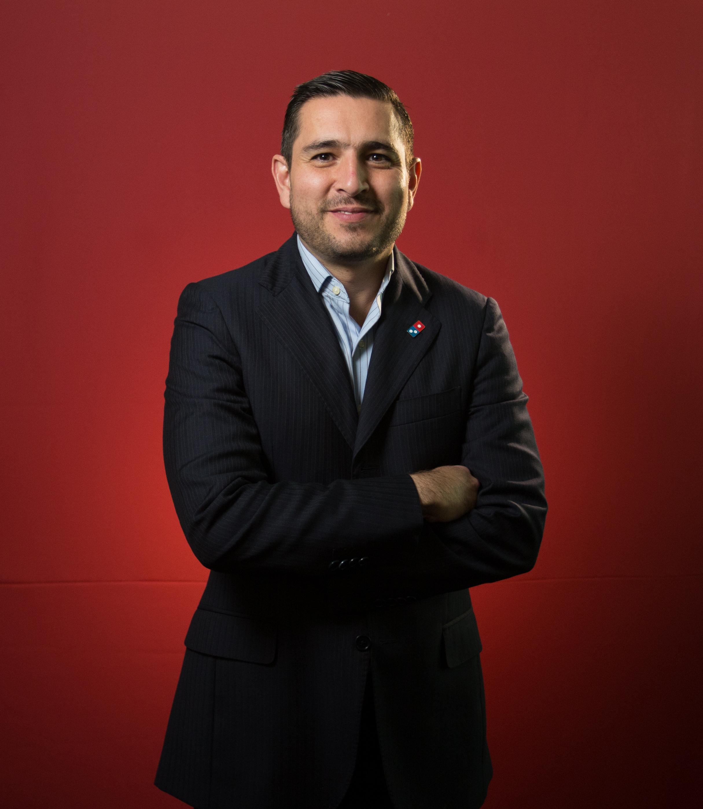 Joel Ornelas Director Marketing Dominos Pizza