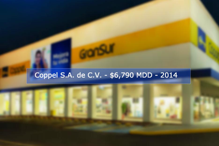 Tiendas Coppel