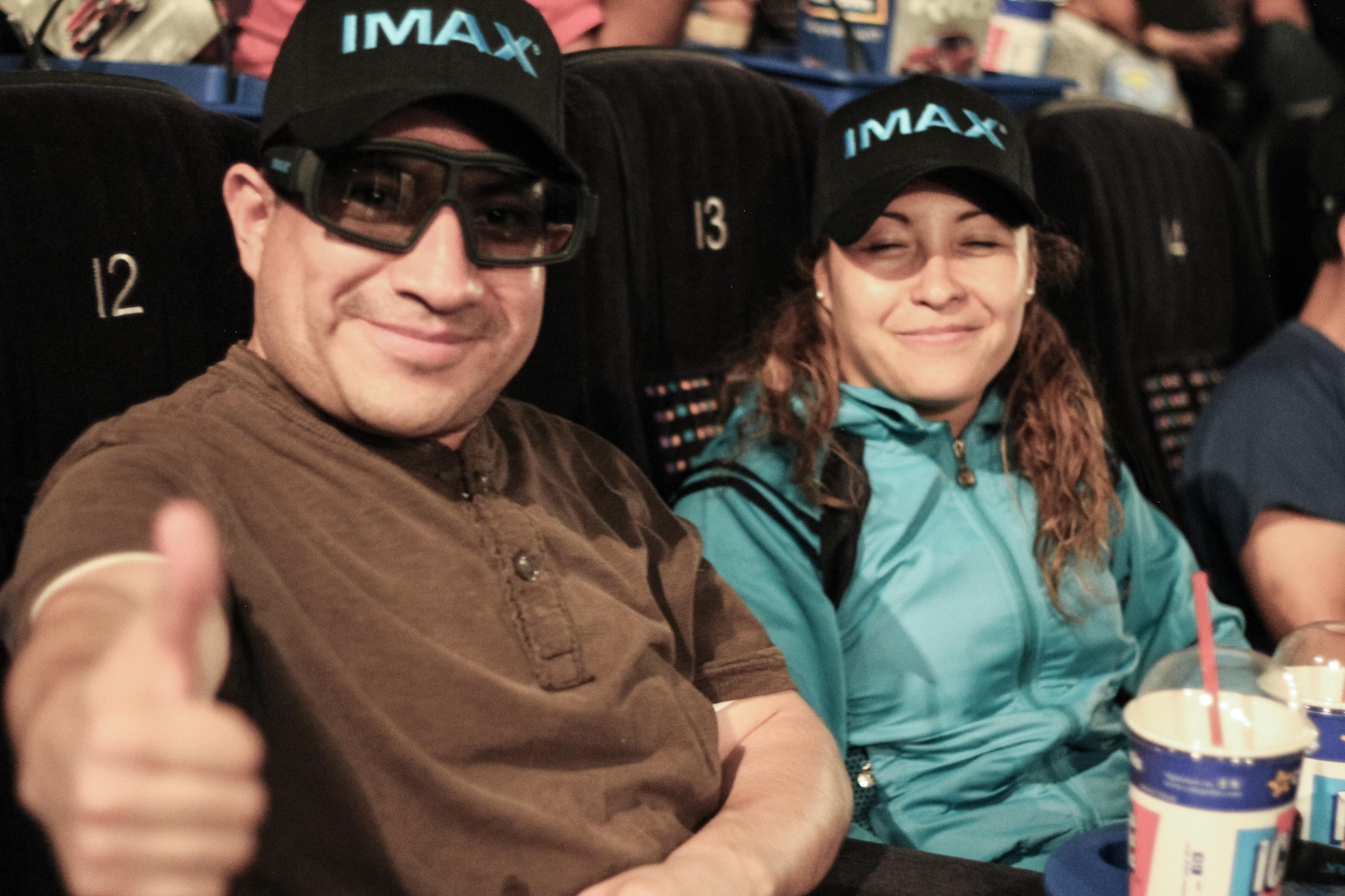 ACTIVACION IMAX 2