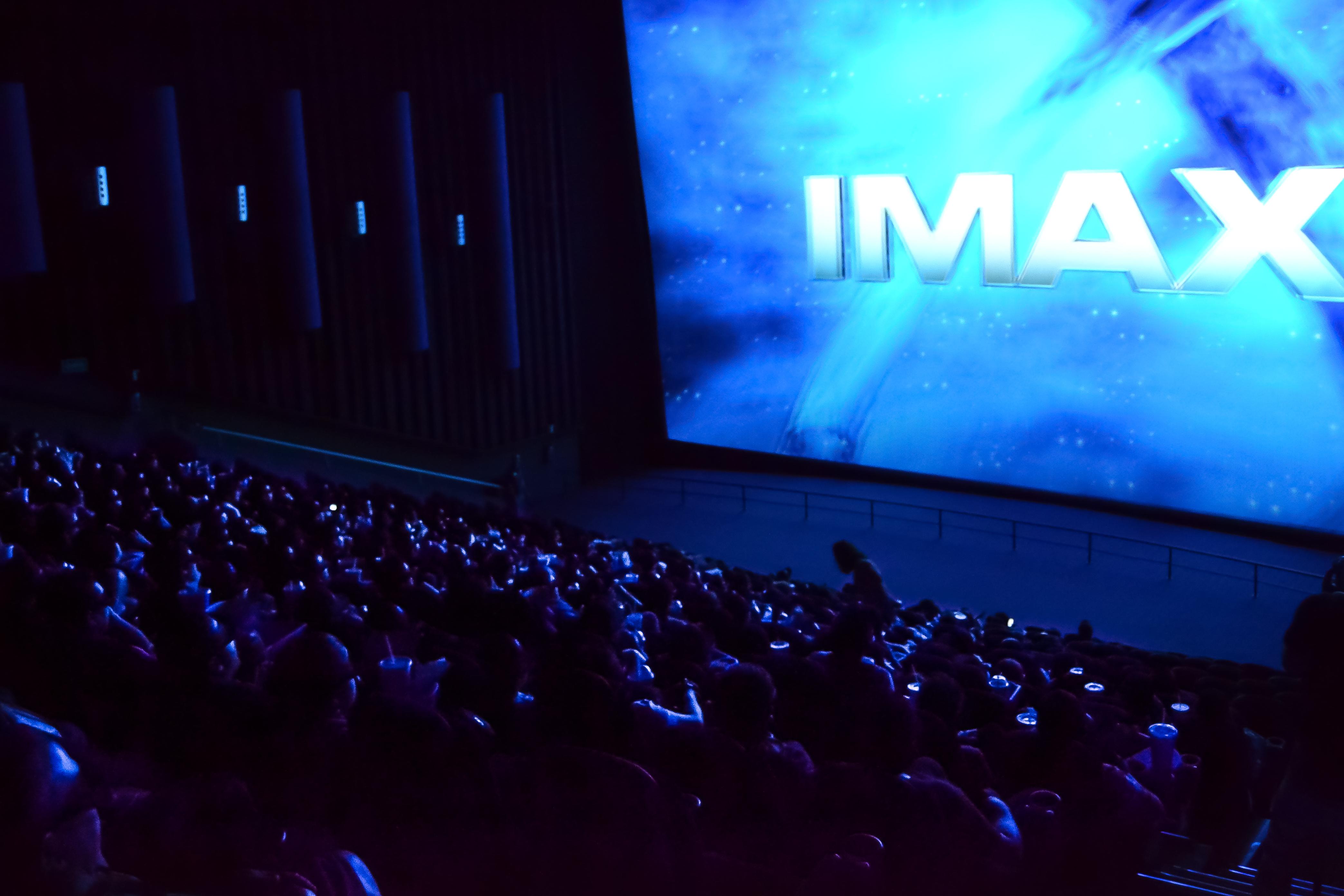 ACTIVACION IMAX