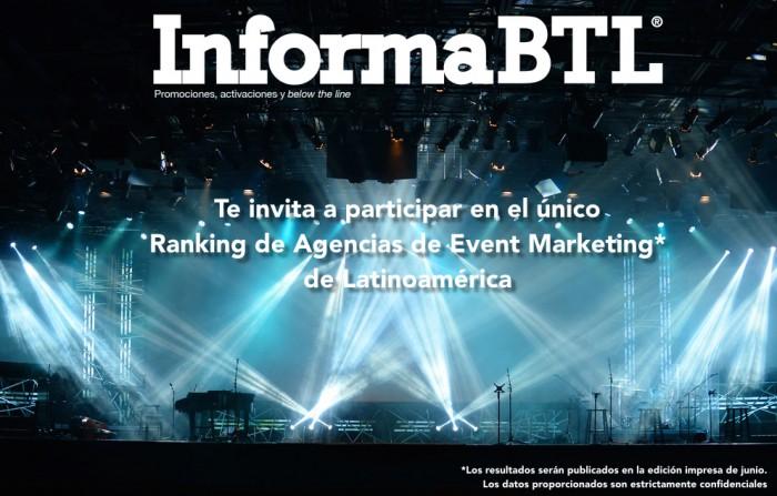 InformaBTL - Ranking de Agencias de Event Marketin