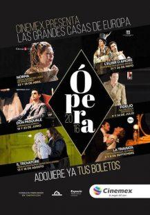Opera Cinemex