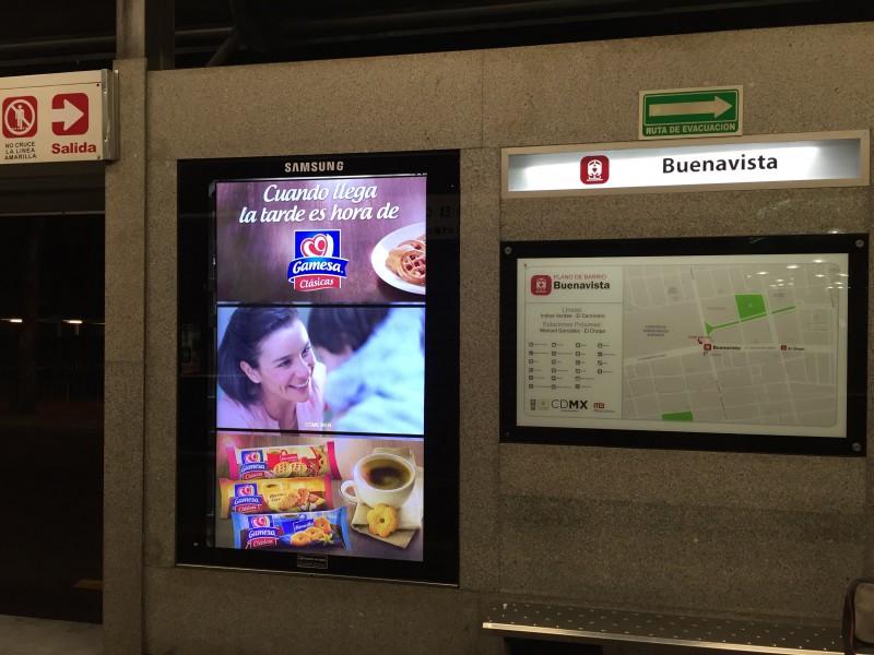 Marketing olfativo en el Metrobús CDMX