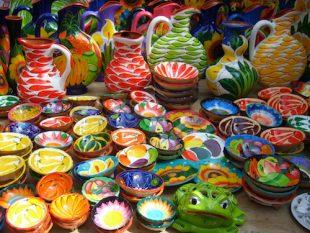 Impulsan artesanías mexicanas