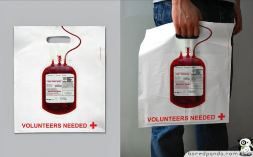 Creative-Bag-Advertisements-red-cross