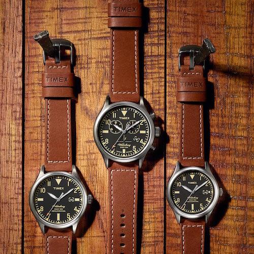 Timex Waterbury Red Wing