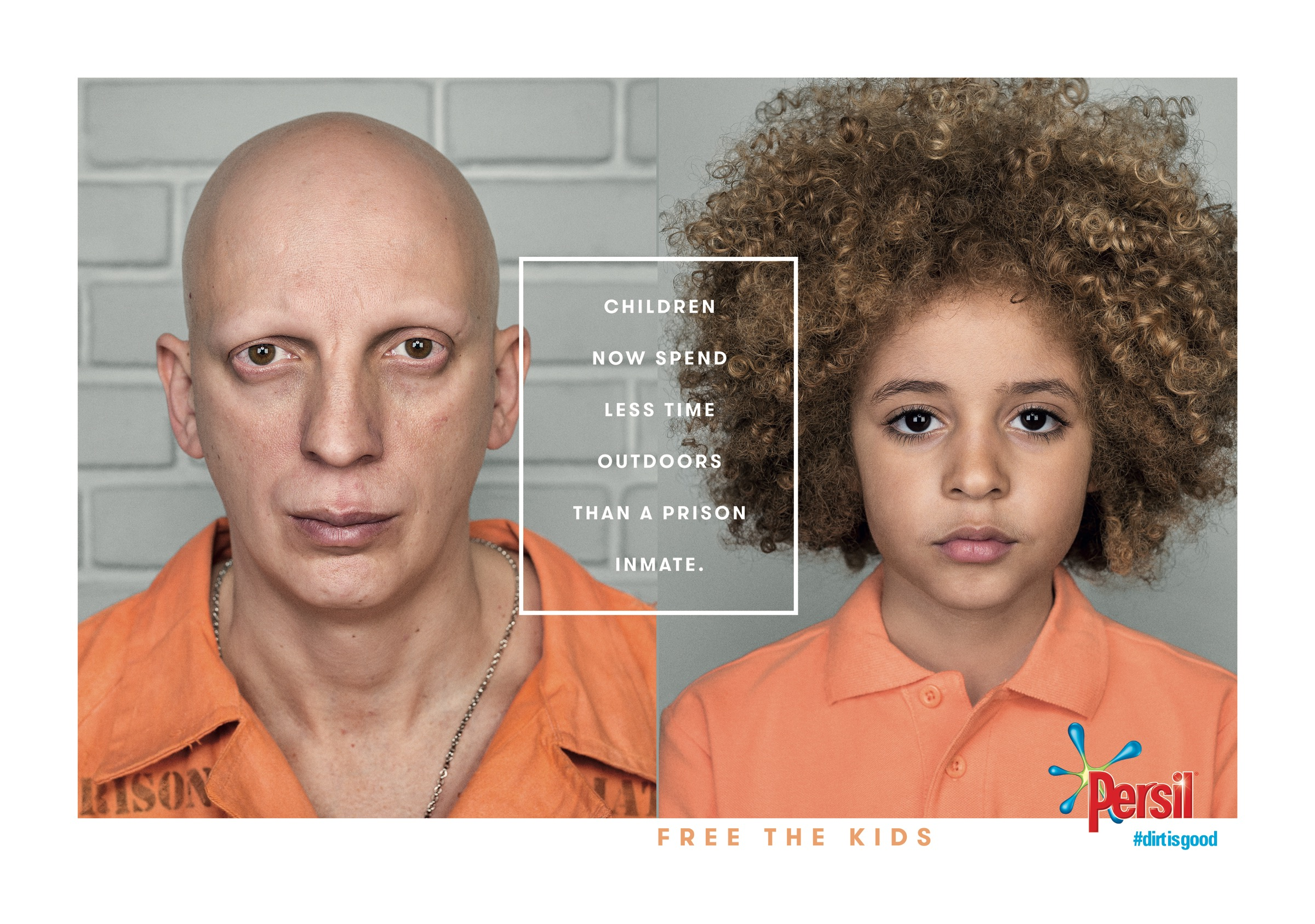 Billboard Outdoor Cannes Lions Free The Kids 2