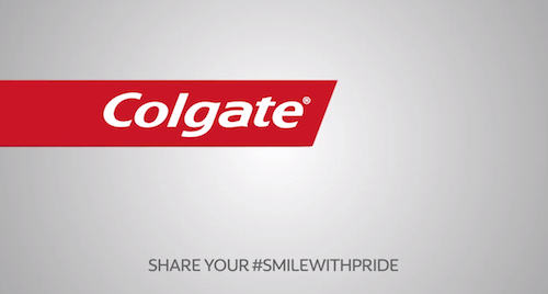 Colgate gayfriendly