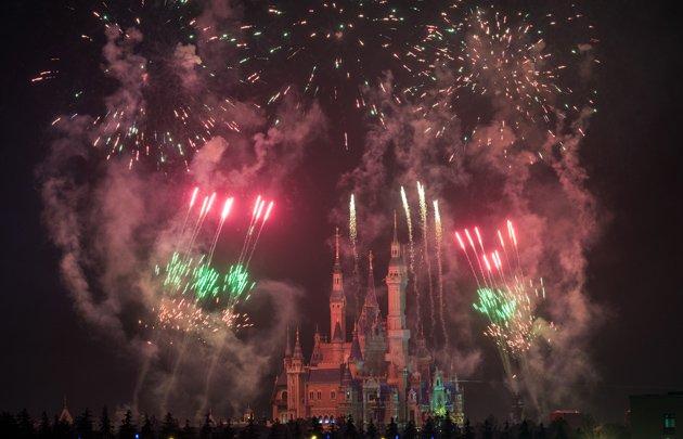 Disney Shangai