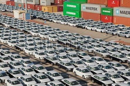 Produccion de autos