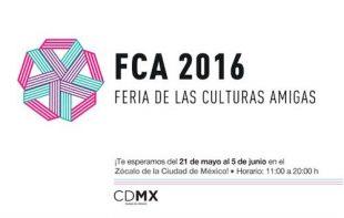 Feria Culturas Amigas Concluye