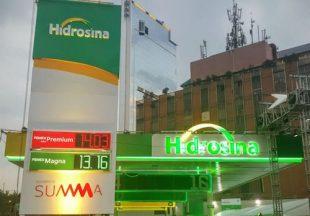 Hidrosina Mastercard