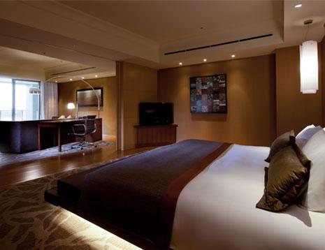 Hotel Japón como Obama
