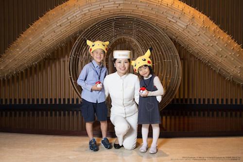 Hotel Pokemon