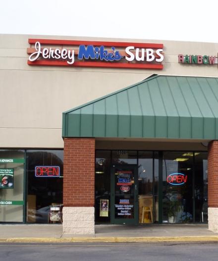 Top 5 fast food retailers EUA