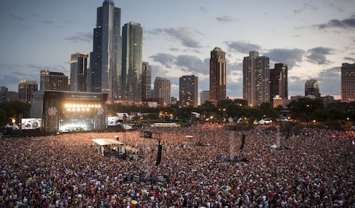 Top 5 festivales de musica