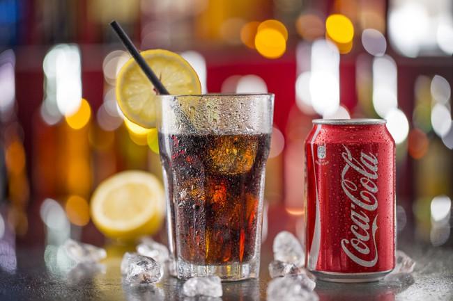 Coca Cola con medio ambiente