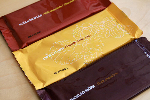 Ikea Chocolates