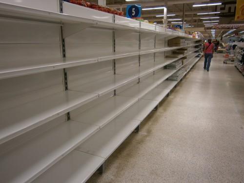 Crisis retail Venezuela