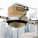 Reparto con drones