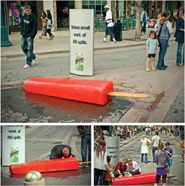Guerrilla Marketing Verano