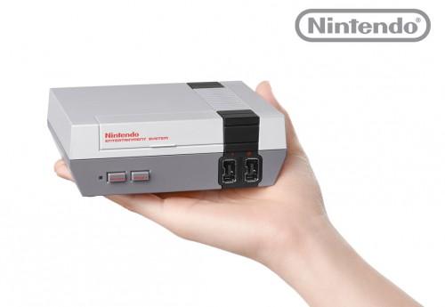 Relanzamiento NES