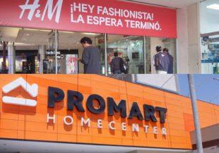Retailers Peru