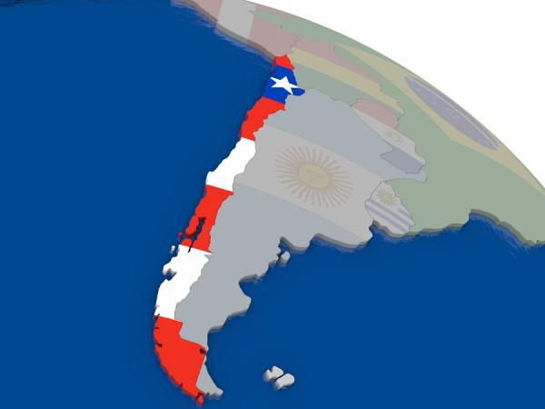 Mexico presencia Chile