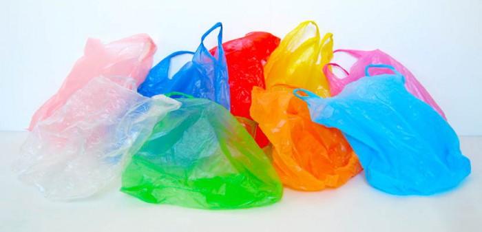 retailers usan bolsas plastico