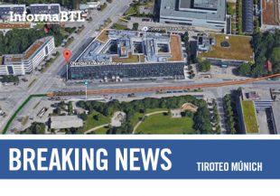 Tiroteo Munich