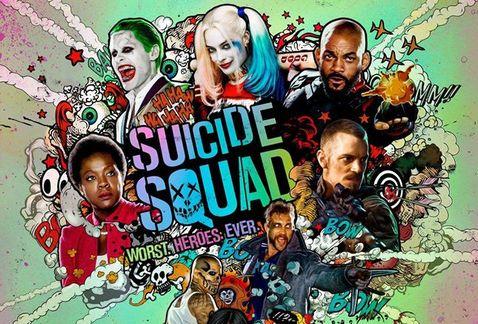 Gente ve Suicide Squad