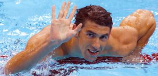 Sports Marketing Retiro Michael Phelps
