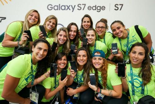 Samsung patrocinio Juegos Olimpicos