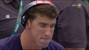 ambush marketing Michael Phelps