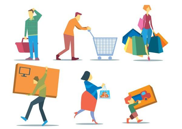 shopper y consumidor no son lo mismo