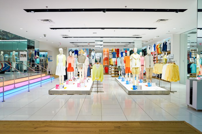 retail tienda ropa
