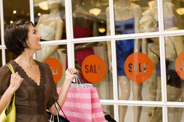 compras en retailers