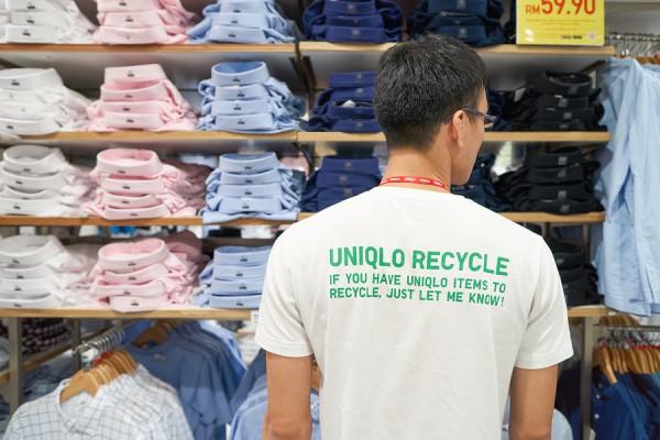 Uniqlo tienda retail