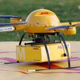 DHL, drone