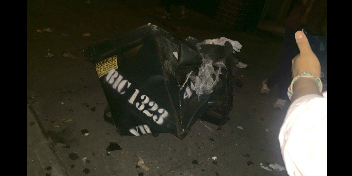 Explosión Manhattan
